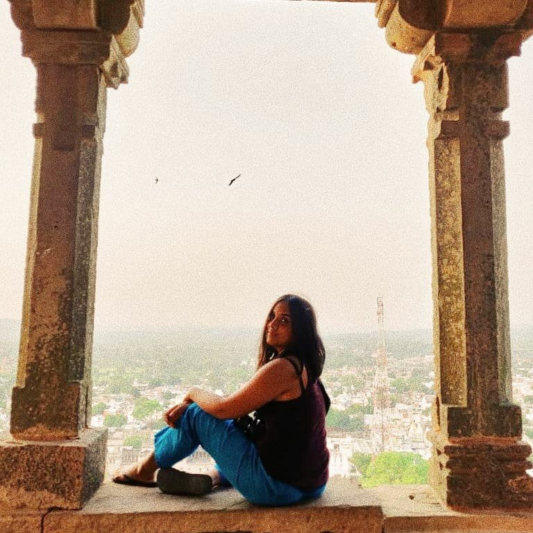 Avantika | Travel Blogger 🇮🇳